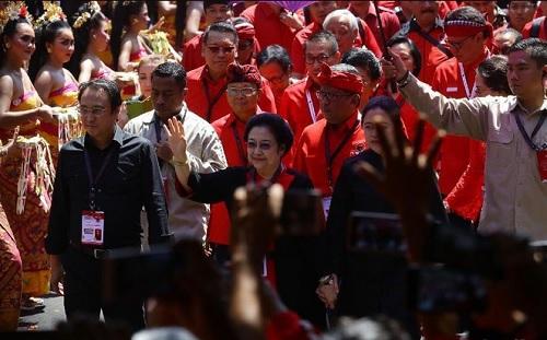 PDI Perjuangan Solid Bergerak untuk Indonesia Raya