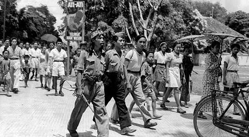 Revolusi Sosial 1945