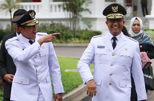 Untung Besar Tanpa Wagub, Anies Kuasai Tunjangan Operasional Puluhan Miliar