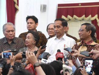Aspirasi Demonstran Jadi Catatan Besar Jokowi