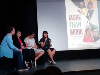Luviana dan Perlawanannya atas Diskriminasi Media dalam 'More Than Work'