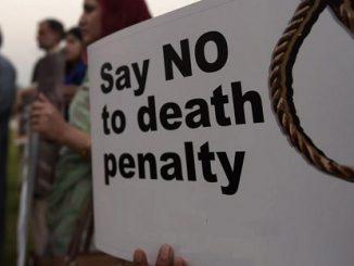 Hukuman Mati Bukan Solusi