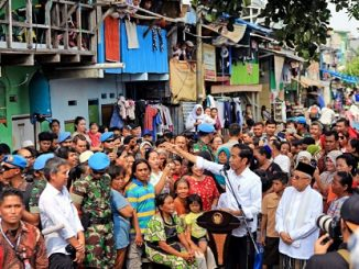 Jokowi Dinilai Bawa Demokrasi Indonesia ke Titik Terendah