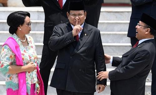 Menakar Kabinet Jokowi-Amin