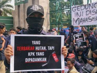 UU KPK; Jalan Mempersempit Ruang Gerak Pemberantasan Korupsi