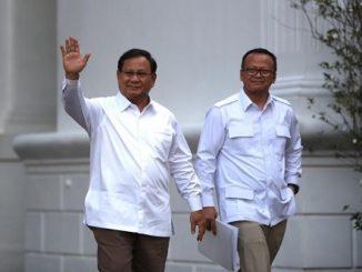 Untuk Kepentingan Besar, Prabowo: Tidak Ada Ruang bagi Perasaan Pribadi