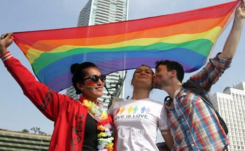 Gerindra Kawal Hak CPNS LGBT