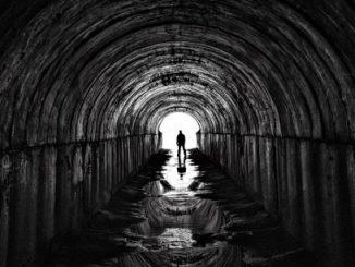 Golfrid Siregar dan Suara di Terowongan