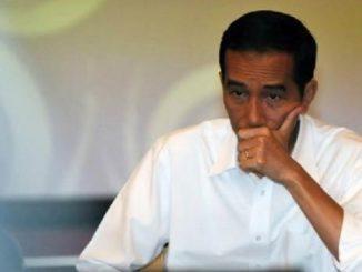 Gereja Diteror, Jokowi Diam Saja