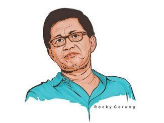 Etika Demokrasi menurut Rocky Gerung