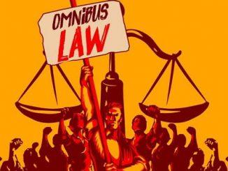 Omnibus Law; Serigala Berbulu Domba