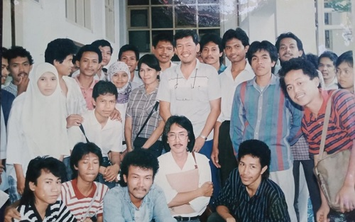 Arief Budiman; Pembangunan Demokrasi Berkemanusiaan dan Berkeadilan