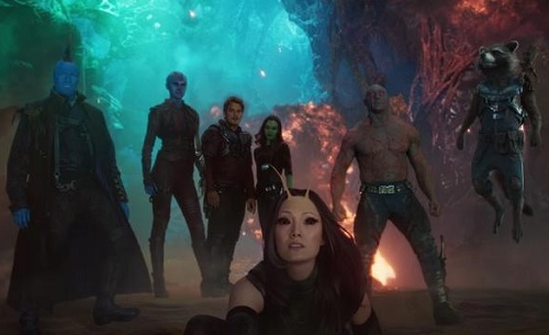 Res Cogitans dalam Guardians of the Galaxy