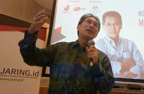 Kenaifan Ariel Heryanto Klaim Gus Dur Ditakuti Para Jenderal