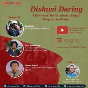 Diskusi Rasisme Papua