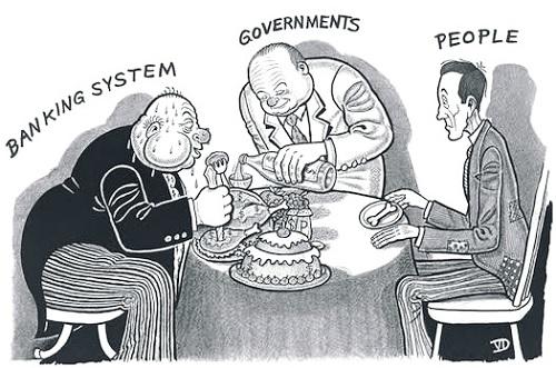 Politik, 'Siapa Dapat Apa'