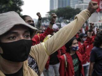 Demonstrasi dan Politik Hukum Indonesia