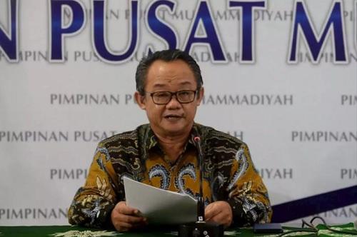 Tak Ikut Aksi Tolak UU Ciptaker, Muhammadiyah; Lebih Banyak Mudaratnya