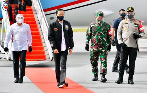 Hanya Jokowi yang Berani Hadapi Kerasnya Pro-Kontra UU Cipta Kerja
