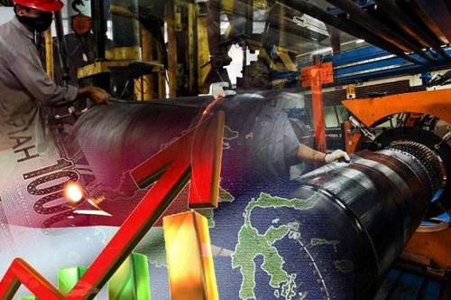 Ada UU Cipta Kerja, Sektor Industri Nonmigas Diproyeksi Bangkit Tahun Depan