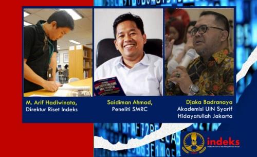 Diskusi Indeks: Spirit Kebebasan Ekonomi Ada di UU Cipta Kerja