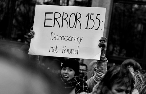 Matinya Demokrasi Kita