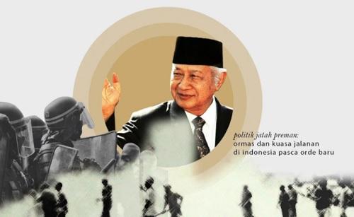 Memoar Sejarah dalam 'Politik Jatah Preman'