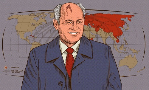 From Gorbachev with Love