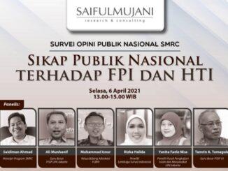 9 Temuan SMRC terkait Sikap Publik terhadap HTI dan FPI