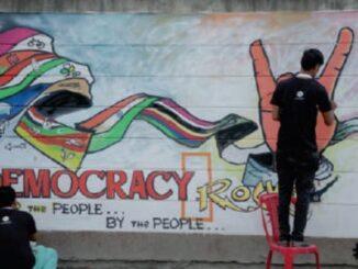 Amburadulnya Budaya Demokrasi Kita?