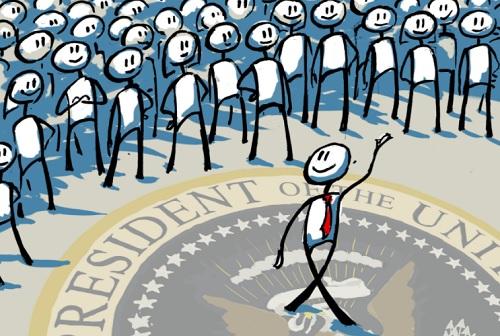 Bila Saya Jadi Presiden Selepas Jokowi