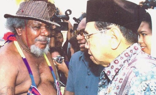 "Meluruskan Fitnah ""Gus Dur Mendukung Papua Lepas dari NKRI"""