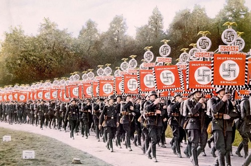 Akar-Akar Sosialis Nazisme