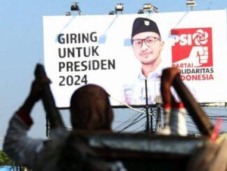 Kuliah Gratis jika Giring Ganesha Presiden 2024