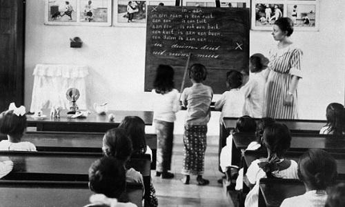 Politik Etis dan PPN Sekolah