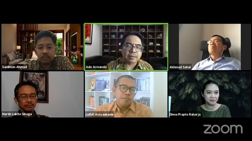 Publik Indonesia Dukung Penyelesaian Konflik Israel-Palestina