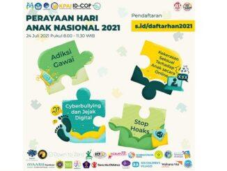 Anak Indonesia Makin Cakap Digital di Masa Pandemi