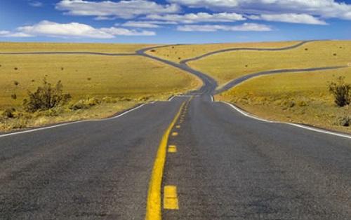 Jalan Tak Bertujuan