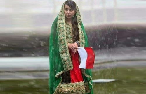 Entah di Mana Gadis Afghanistan Itu Kini