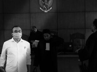 Kritikan Saiful Mahdi terhadap Rekrutmen PNS Dibalas Bui