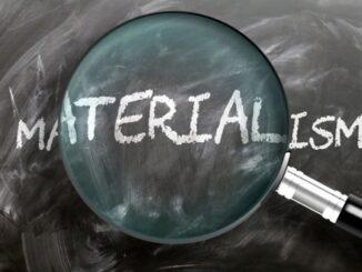 Mempertanyakan Materialisme