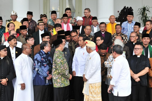 FKUB dan Jokowi